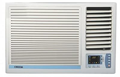 Onida W122TRD Trendy Plus Window AC (1 Ton, 2 Star Rating, White)