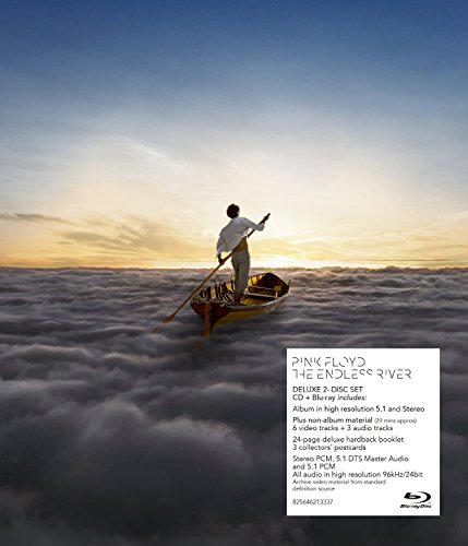 The Endless River (+Blu-Ray)