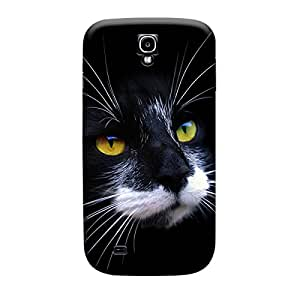 iCover Premium Printed Mobile Back Case Cover With Full protection For Samsung S4 (Designer Case)