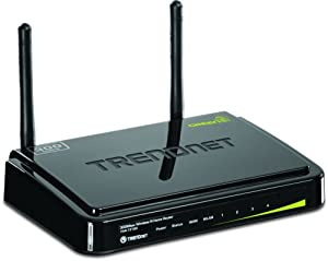 TRENDnet Wireless N 300 Mbps Home Router, TEW-731BR by TRENDnet