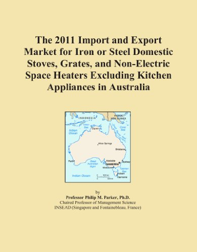 The 2011 Import And Export Market For Iron Or Steel Domestic Stoves, Grates, And Non-Electric Space Heaters Excluding Kitchen Appliances In Australia front-546613