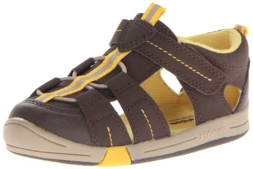 Jumping Jacks Beach Baby Sport Sandal (Toddler),Chocolate Brown,6.5 M Us Toddler
