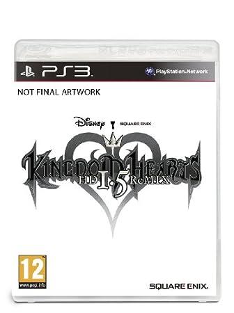 Kingdom Hearts 1.5: Standard Edition (PS3)
