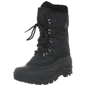 The Kamik Celebrate Boot is your rugged and durable winter boot built for heavy use and big adventures The upper fabric is 600D nylon and the lower boot is made from flexible rubber For exceptional warmth Kamik used an 8mm Zylex liner Its removable s...