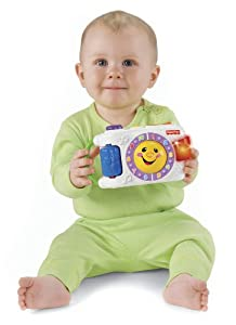 Fisher-Price Laugh & Learn Learning Camera