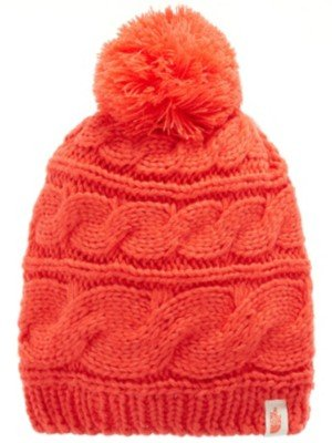 Herren-Mtze-THE-NORTH-FACE-Triple-Cable-Pom-Beanie