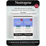 Neutrogena Healthy Skin Anti Wrinkle Cream 2 count 1.4 oz each - Total 2.8 oz