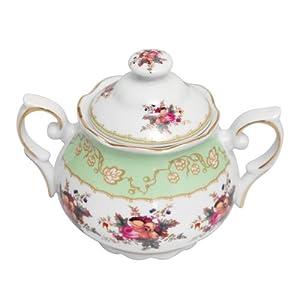 Gorgeous English Regency Sugar Bowl