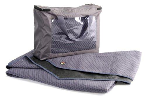 Gelert Meridian 8 Tent Carpet - Charcoal Slate