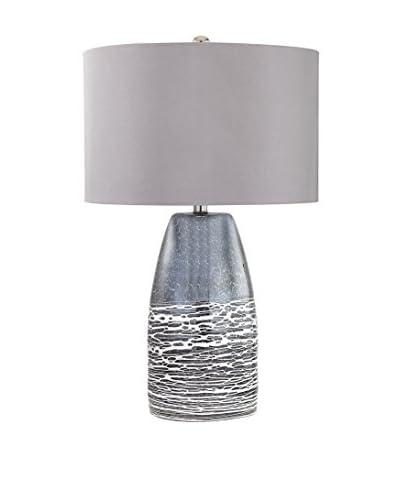 Artistic Lighting Kennebunkport Table Lamp, Horizon Grey