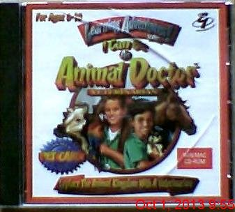 Learning Adventure Series I Can Be an Animal Doctor Veterinarian - 1