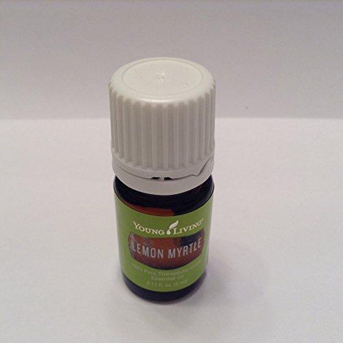 Young Living Essential Oils - Lemon Myrtle - 5 ml (Lemon Myrtle Oil compare prices)