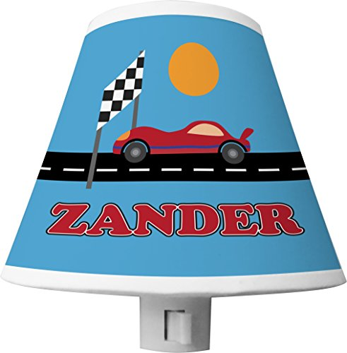 Car Design Shade Night Light (Personalized) front-670012