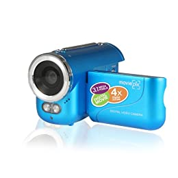 MoviePix Kids Digital Video Recorder Blue