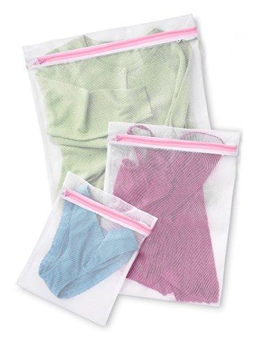 3-robuste-Sac-de-transport-avec-fermeture-clair-S-M-et-L--linge-en-maille-lingerie-Sac-de-transport-Idal-pour-laver-Sacs-pour-linge-dlicat-Smalls-soutien-gorge-et-tous-les-sous-vtements-Fermeture-clai