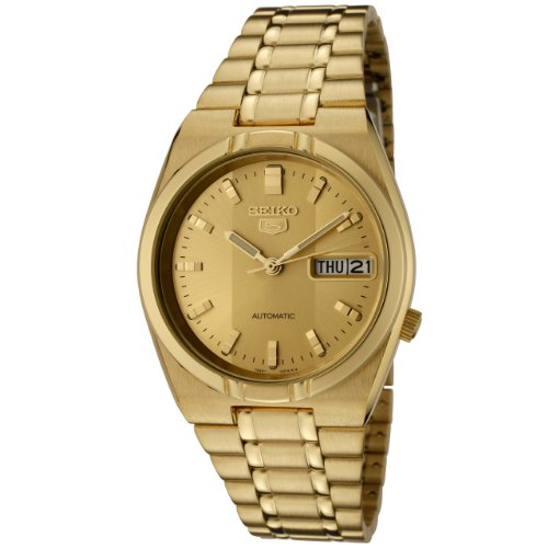 seiko-mens-snk048-seiko-5-automatic-gold-dial-gold-tone-stainless-steel-watch