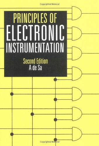 Principles of Electronic Instrumentation, Second Edition