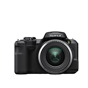 FUJIFILM コンパクトデジタルカメラ S8600B ブラック F FX-S8600B