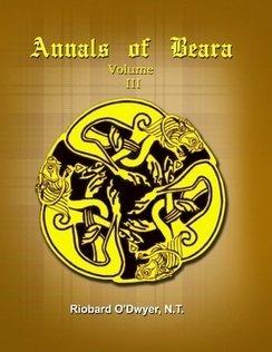 Annals of Beara (III), by Riobard O'Dwyer