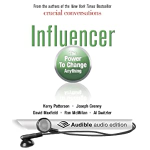 Influencer: The Power to Change Anything (Unabridged)