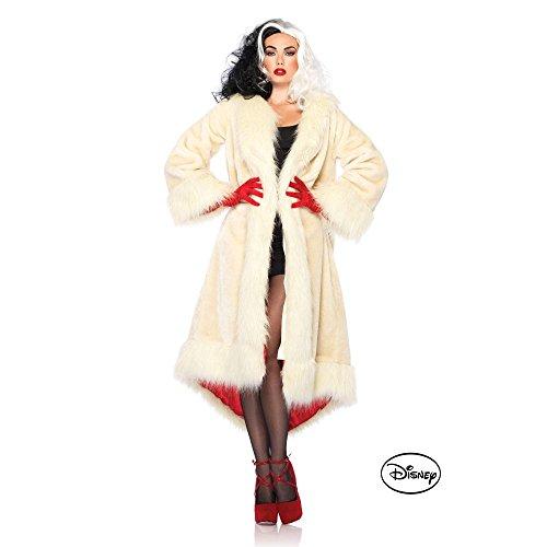 Women (Disney Cruella Adult Coat)