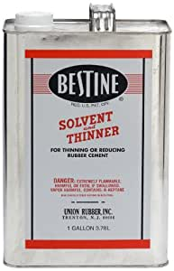 Amazon Com Bestine Solvent And Thinner 1 Gallon
