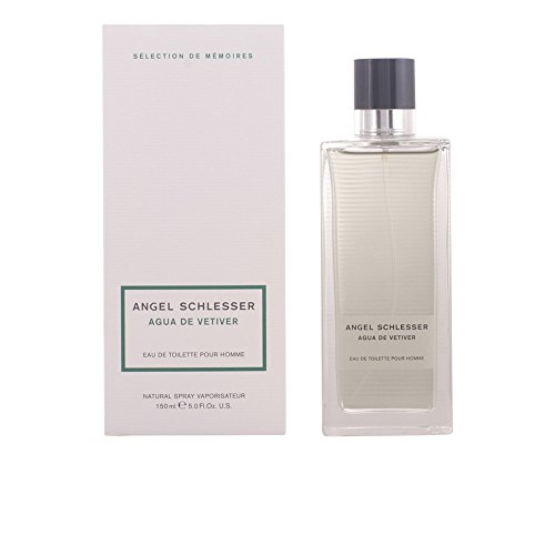 Angel Schlesser Agua De Vetiver Eau De Toilette Spray 150ml
