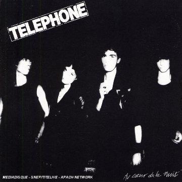 Téléphone - Au Coeur De La Nuit - Zortam Music