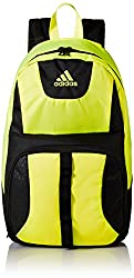 adidas Reversible Academic Backpack Backpack Black/Solar Yellow One Size