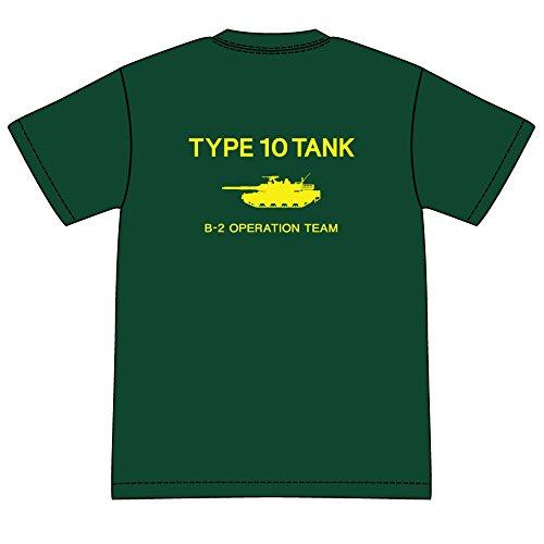 シン・ゴジラ タバ作戦Tシャツ (L, TYPE 10 TANK)