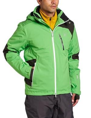 (3.2折)世界知名登山滑雪Spyder Cosmos Jacket 男士宇宙 高防水保暖冲锋衣3色$144.5