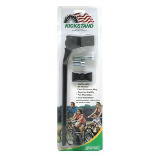 Greenfield KS2B Kickstand, 285 mm. Black (Bicycle Center compare prices)