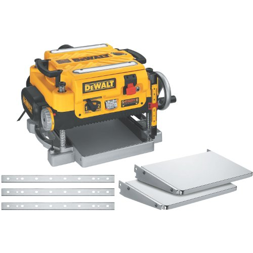 Link to DEWALT DW735X 13″ Two-Speed Planer Package