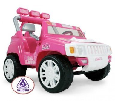 Review for INJUSA 7538 - Two Evasion Barbie