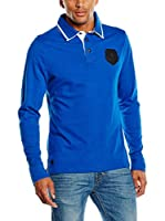 PAUL STRAGAS Polo (Azul Royal)