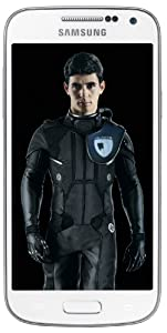 Samsung Galaxy S4 mini Smartphone (10,85 cm (4.27 Zoll) AMOLED-Touchscreen, Micro-Sim, 8 GB interner Speicher, 8 Megapixel Kamera, LTE, NFC, Android 4.2) weiß  [T-Mobile-Branding]