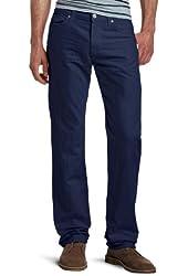 7 For All Mankind Men's Standard Classic Straight Leg Linen Jean