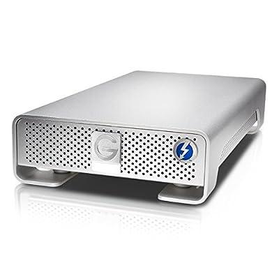 G-Technology G-DRIVE GDRETHU3NB80001BDB 8 TB External Hard Drive