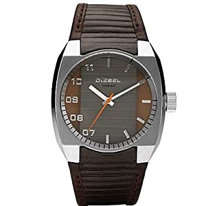 Diesel Analog Grey and Brown Dial Men's Watch #DZ1394