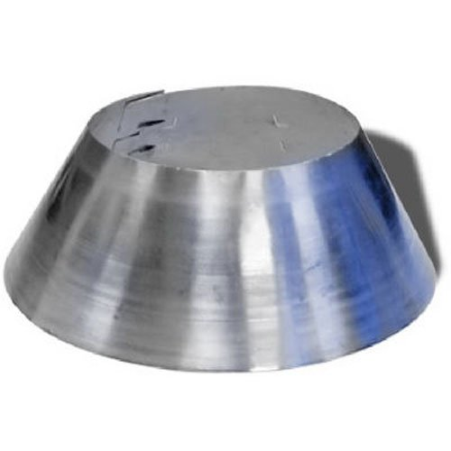 Selkirk Metalbestos 8T-SC 8-Inch Stainless Steel Storm Collar (Stainless Steel Flashing compare prices)