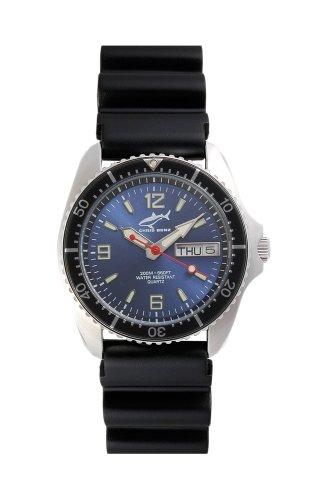 Chris Benz One Medium CBM-B-SW-KB Unisex Diving Watch