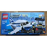 Lego City Set #2928 Airplane