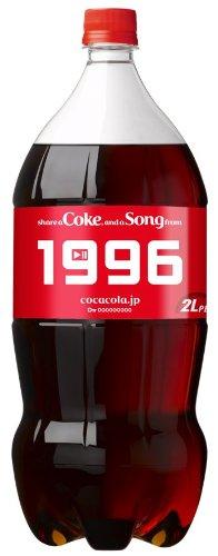 コカ・コーラ 2L ペットボトル×6本