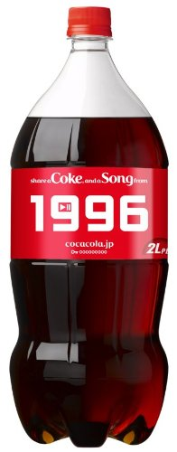 [500ml 増量PET]コカ・コーラ 2L PET×6本