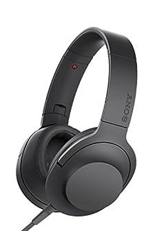 buy Sony H.Ear On Premium Hi-Res Stereo Headphones, Charcoal Black