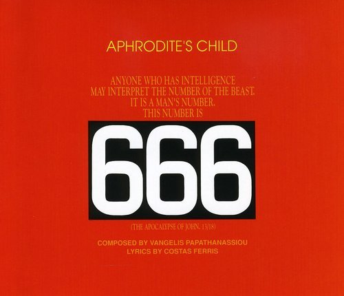 Aphrodites child - 666: Apocalypse Of St John - Zortam Music