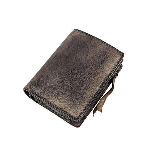 portafogli in pelle da uomo S9015