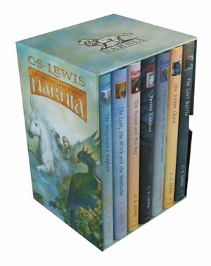 The Chronicles of Narnia Collection - Box Set of 7 Books (Collector's Set)