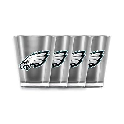 NFL Philadelphia Eagles Shot Glass Set (4-Piece)