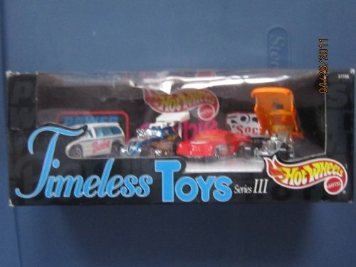 Hot Wheels-Timeless Toys 3